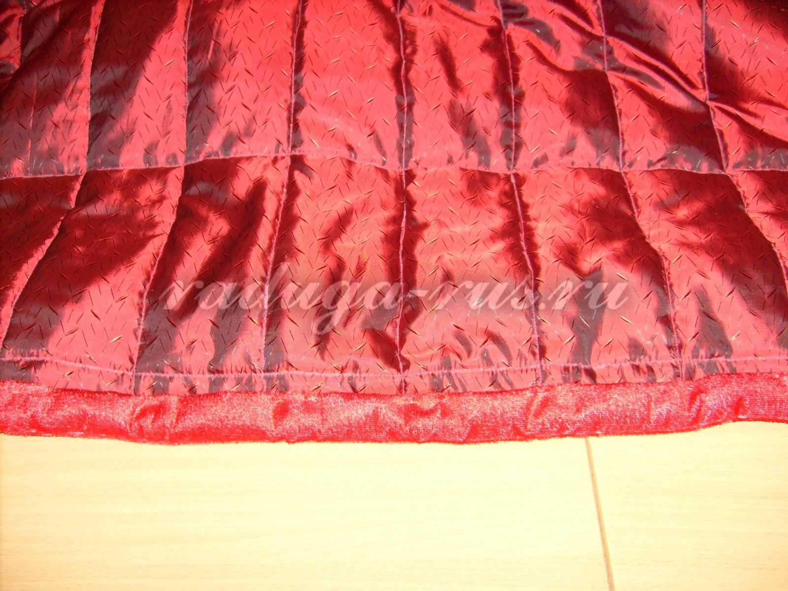 подшить потайным швом обтачку со стороны подкладки