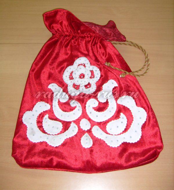 мешок для подарков Деда Морорза