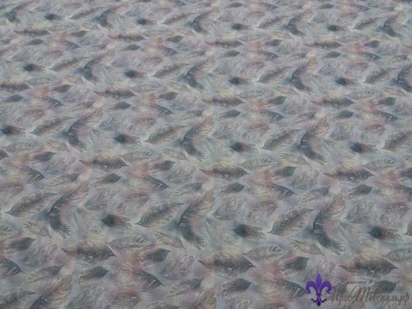 """Сорочечная ткань """"ПЕРЫШКО"""", Лён-100%, ширина 150 см, 1-метр 650 руб"""