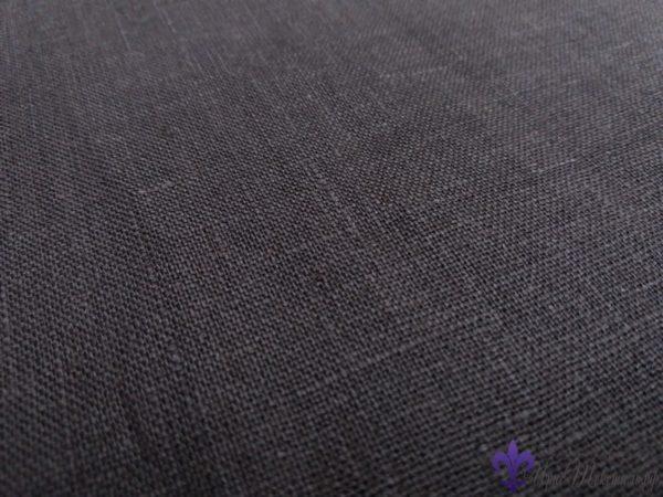 "Костюмная ткань ""ШОКОЛАД"", Лён-100%, ширина 150 см, 1-метр 550 руб"