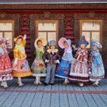 Московский триумф Детский театр моды «Модерн»